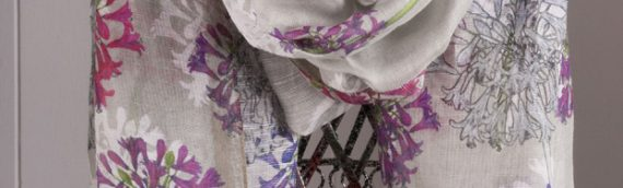 CHRISTMAS GIFT – EXQUISITE SCARFS FROM SOUTH WEST OF IRELAND