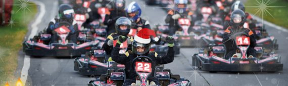 Xmas Parties at Rye House Karting