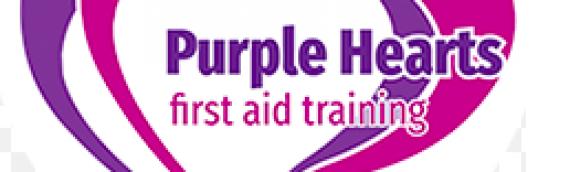 Purple Hearts First Aid Training