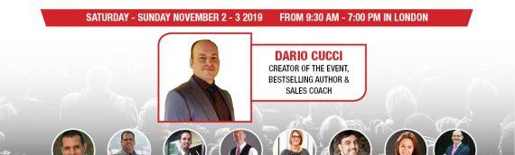 The Ultimate Entrepreneur Live Seminar – 2nd & 3rd November in London