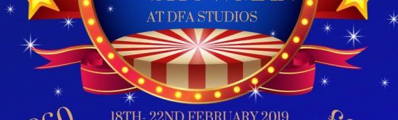 February Half Term – Kids Club at DFA presents The Greatest Showman Week in Bournemouth!