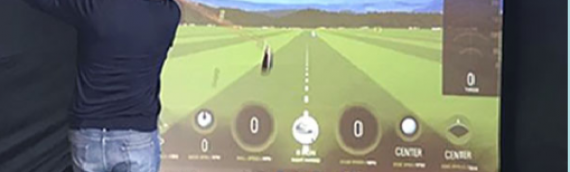 PlayPro – Golf Simulator Hire