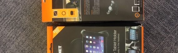 Universal tablet holders – Cash conversion