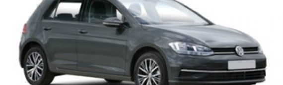 The Golf Match 1.6TDI – Contract Hire and Car Leasing – Latest Vehicle Offers