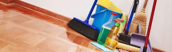 Full domestic & commercial cleaning service