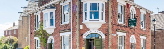 Britannia House – Lymington Bed and Breakfast Accommodation in the New Forest, Hampshire