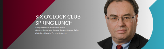 Meet with Andrew Bailey, CEO, Financial Conduct Authority (FCA)