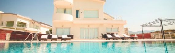 4 bed villa in North Cyprus