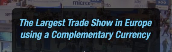 Europe's Largest Complementary Currency Expo