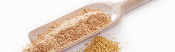 Natural Brown Millet Flour
