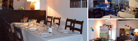 Beautiful Eaterie Available to Hire