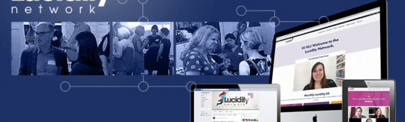 The  Lucidity Network – Take charge of your professional development