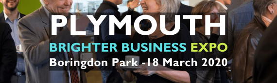 Brighter Business Expo – Plymouth – Wednesday 18th March 2020 – Stands on BBX!!!