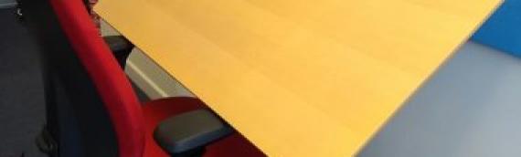 Conset Desk – Ex Display – Collection in Devon