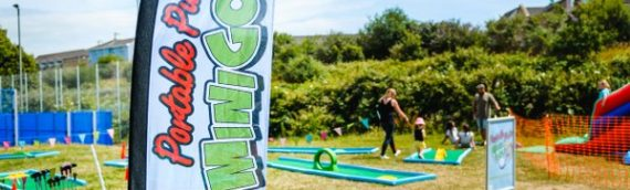Mini Golf – Fantastic fun for everyone from Portable Putts in Devon and Cornwall