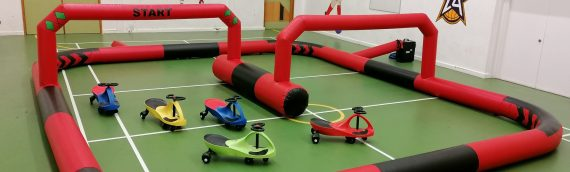 Didi Cars Racing – – Fantastic fun for everyone from Portable Putts in Devon and Cornwall