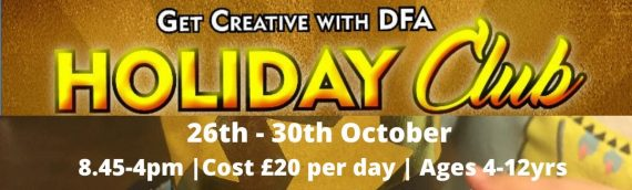 Keep Your Children Entertained – Join DFA's Half Term Holiday Club
