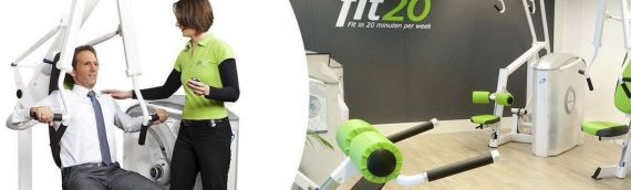 Fit in 20 minutes per week with a Fit20 Personal Trainer in Exeter, Devon