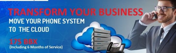 Transform Your Business – Move Your Phone System To The Cloud