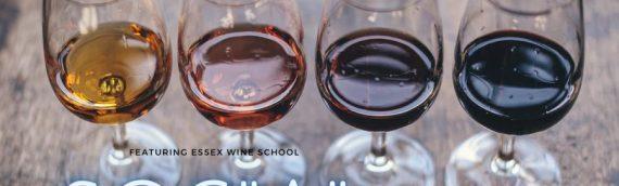BBX Social Evening – Wine Tasting With Essex Wine School