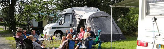 Pitch your tent and enjoy the beautiful surroundings of North Devon!