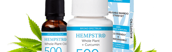 Hempstro CBD – For A Better You & Our Planet