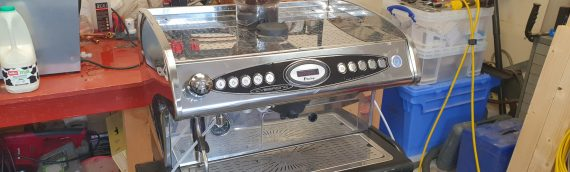 FRACINO BEAN TO CUP MACHINE FOR SALE!